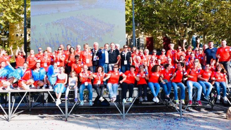 Partenaire officiel du Marathon de Salon de Provence avec la PAF