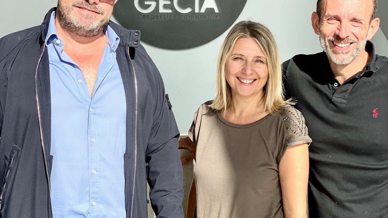 Déménagement de Gecia – Expertise Comptable