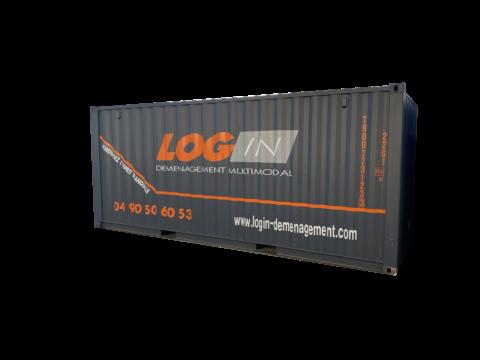 déménagement par container